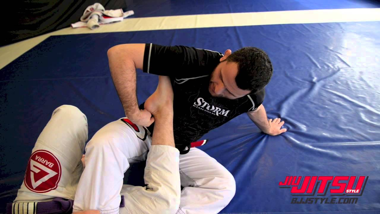 Footlock from 50 50 position