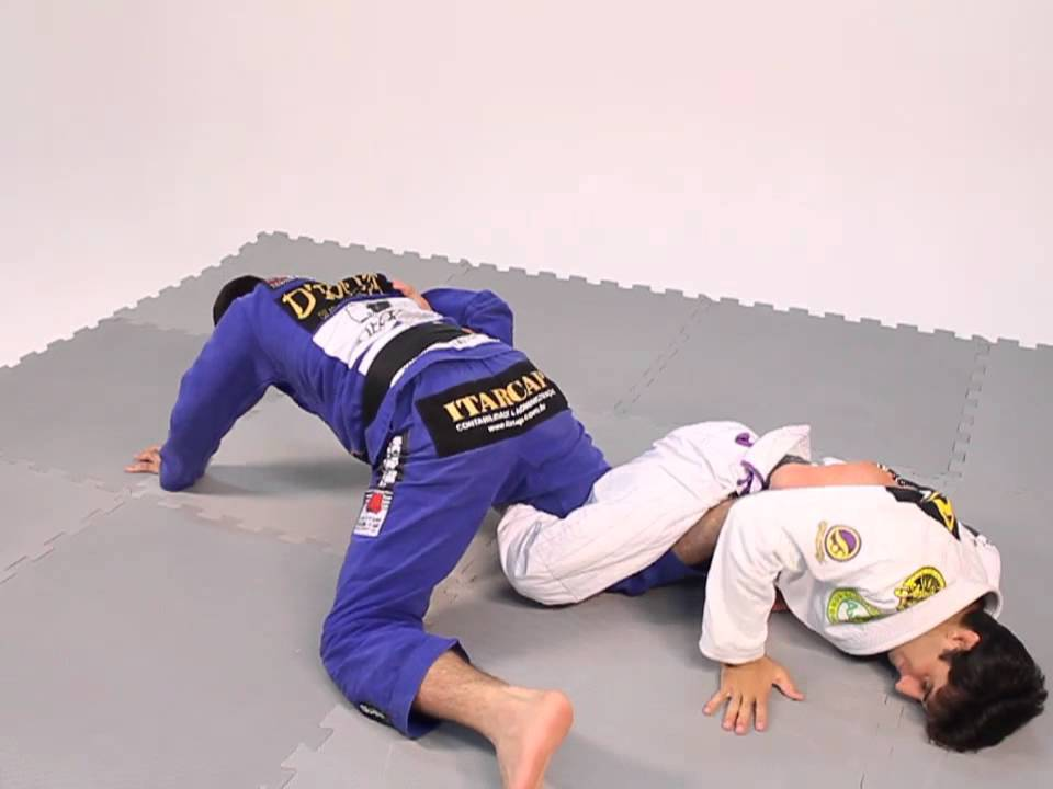 Footlocks from the 50 50 position