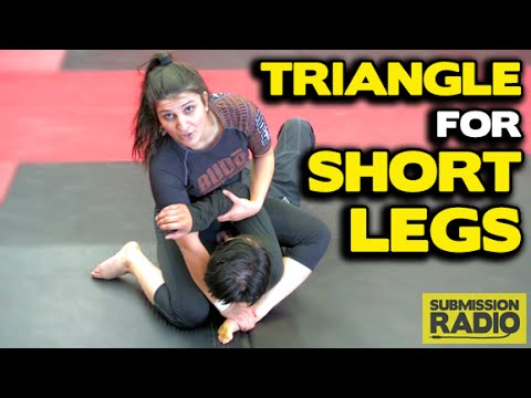 Triangle Choke from s-mount