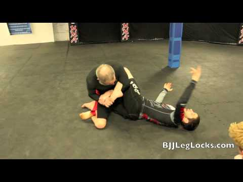 Toe Hold defense