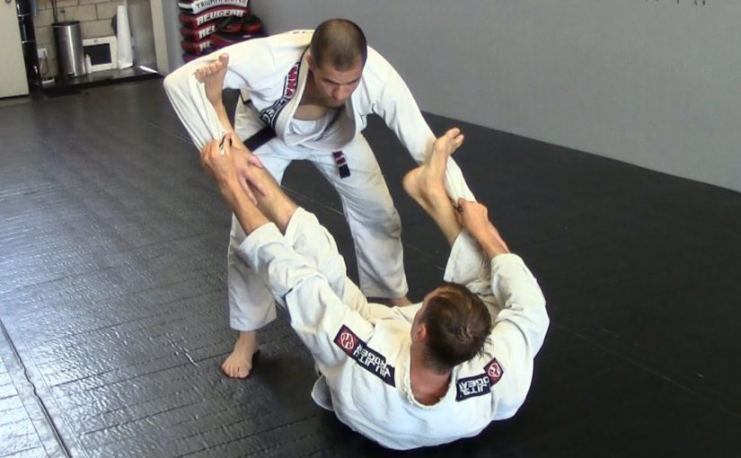Principles for breaking the spider guard grips
