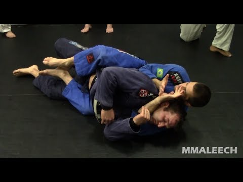 Back take from turtle position without seatbelt or hooks